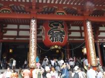 Tokyo - Quartiere Asakusa